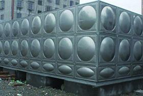 不锈钢水箱安装说明