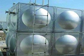 不锈钢水箱特点