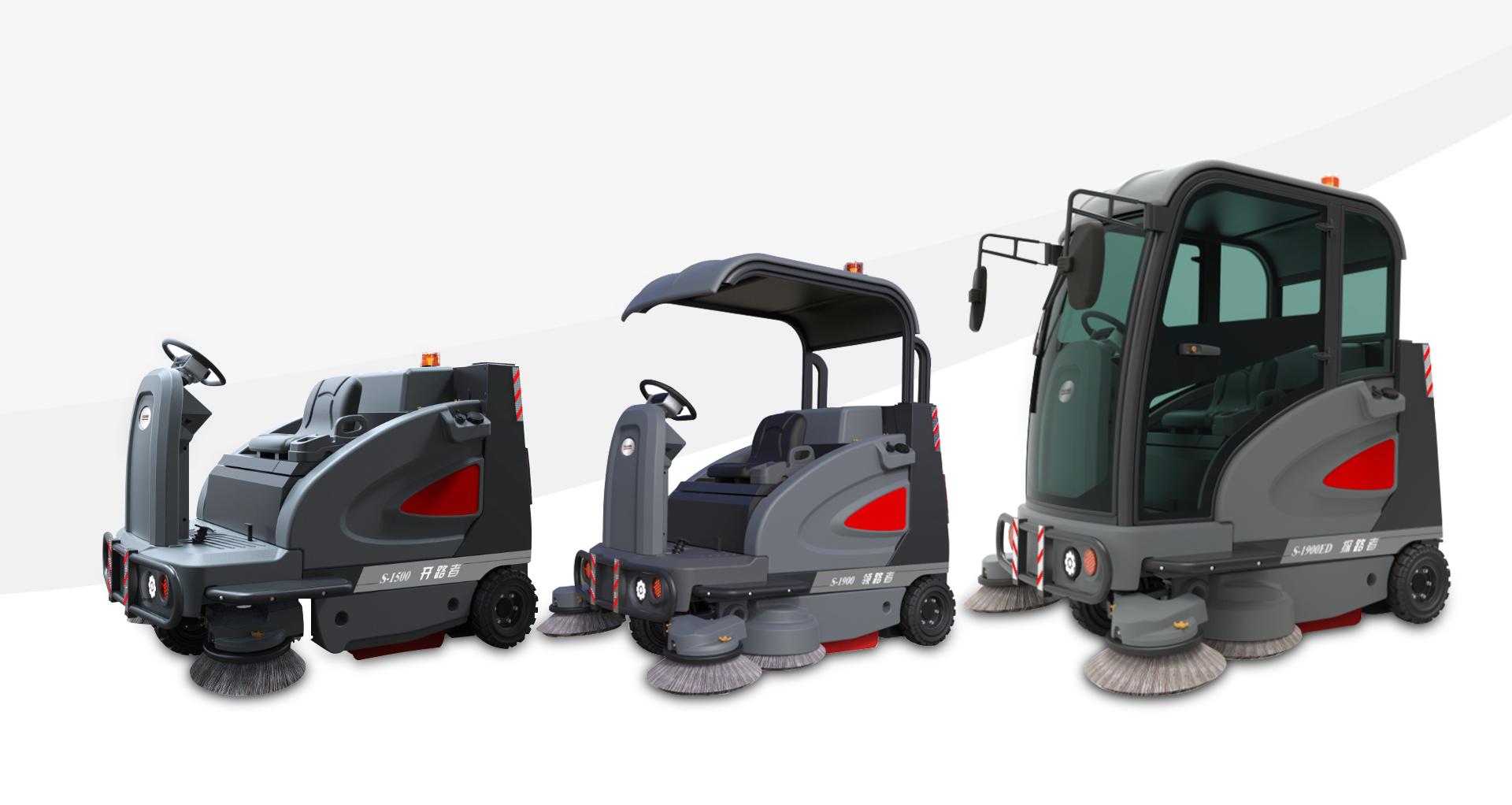 驾驶式大型洗地机适用哪些大型场所进行使用