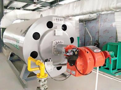 RFQ燃气烘干直燃型热风炉