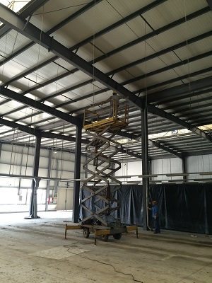 工厂装修及消防设施