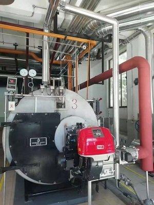 和辉光电锅炉改造项目