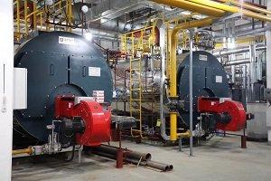 香格里拉锅炉改装项目