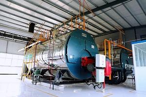 金山百联锅炉改装项目