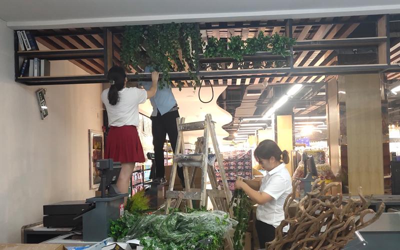 服务报道 | 惠州东晟购物广场软装对接服务-美际线商业设计有限公司