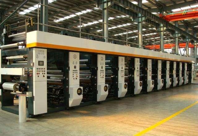 凹版印刷机发展史