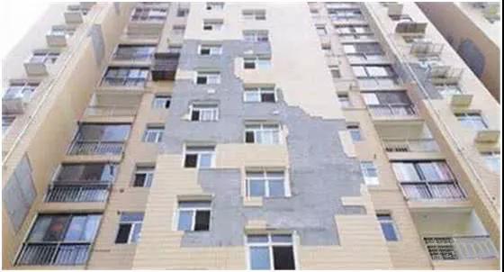 外牆瓷磚如何防止脫落?