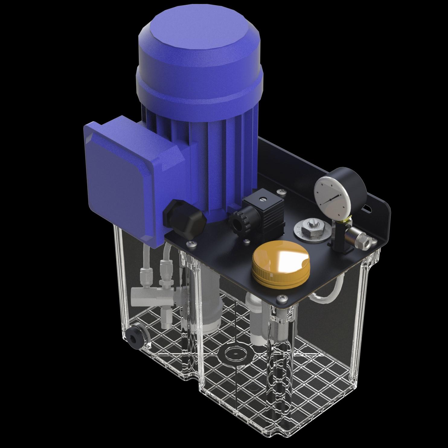 MPT electric thin oil pump