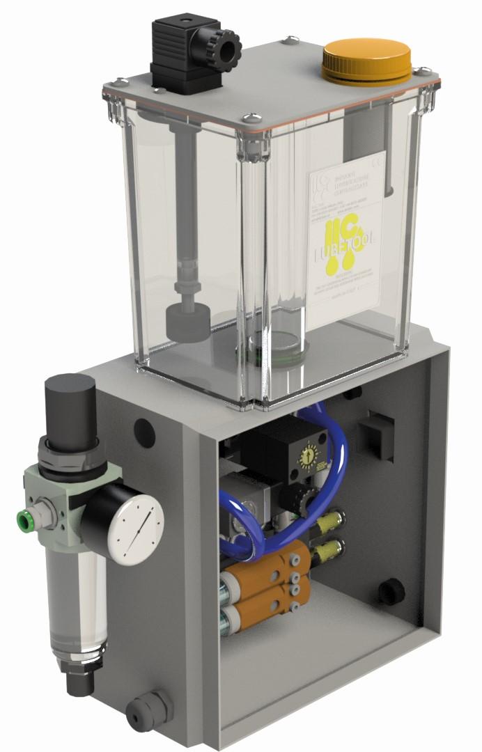 Mc-el series micro lubrication system