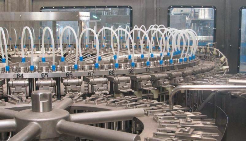 Max泵应用于食品饮料机械上