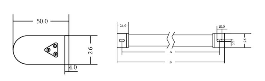 LED机柜照明灯-霆翔电气