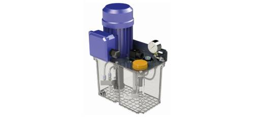MPT electric lubrication pump