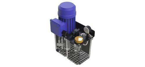 MPT电动稀油泵