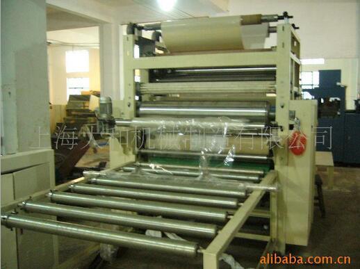定标弧形玻璃覆膜机