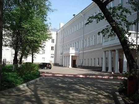 下诺夫哥罗德国立格林卡音乐学院