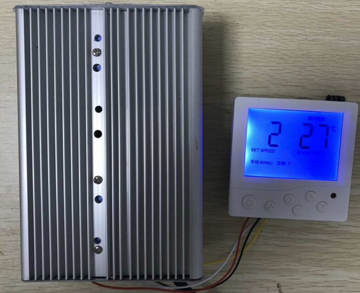 KCM0230 220V1.1KWFOC負壓風扇驅動板