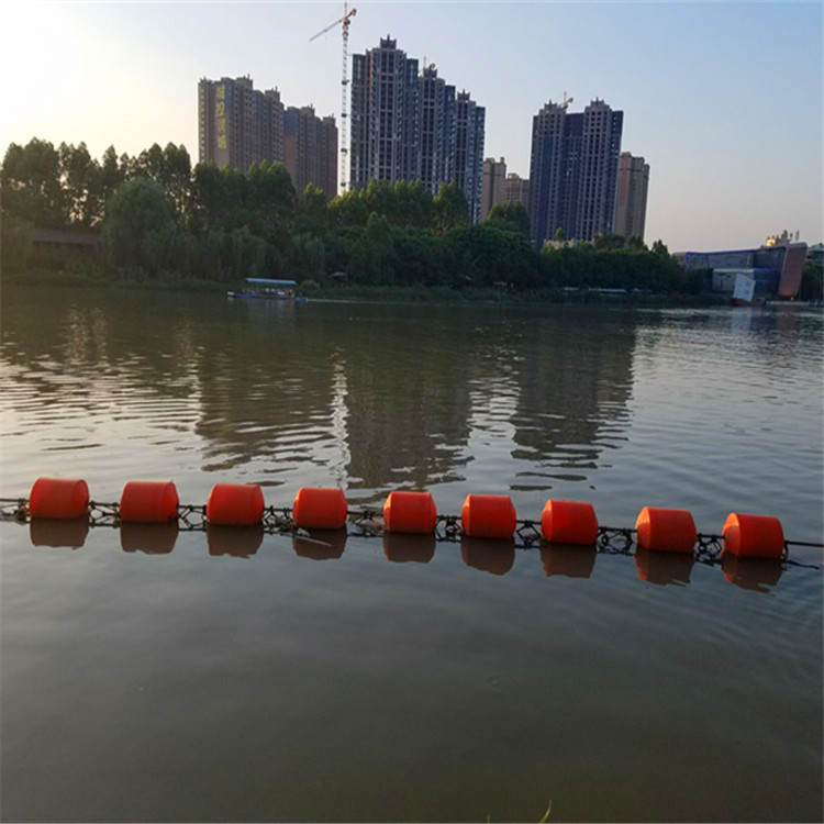 水上施工围栏警示浮筒