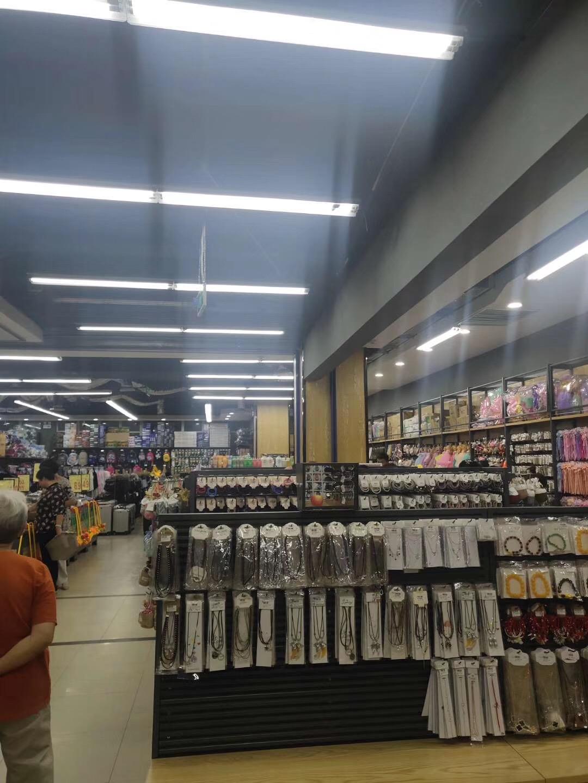 购物商场与传统百货的规划设计差异!