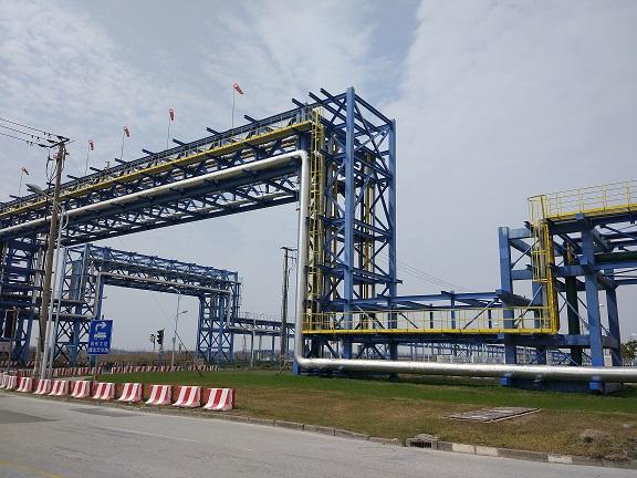 上海化学工业区案例1