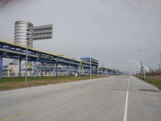 上海化学工业区案例2