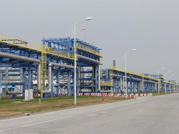 上海化学工业区案例3