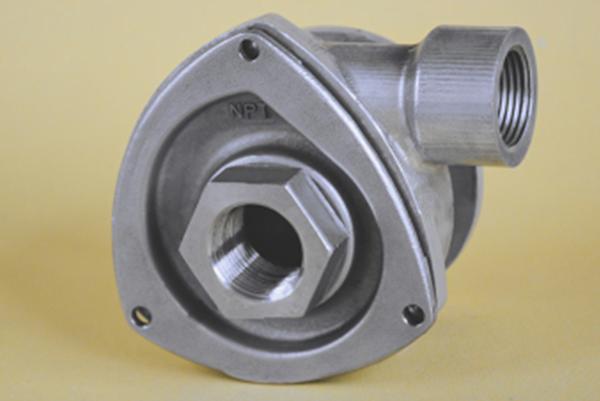 泵體 泵蓋 葉輪