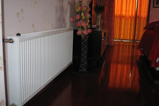 暖气片设备
