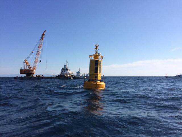 大型航标PE浮体