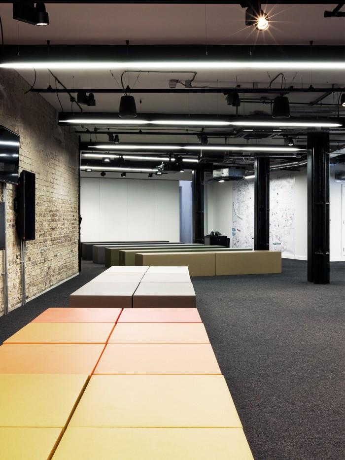中小型办公室设计培训室