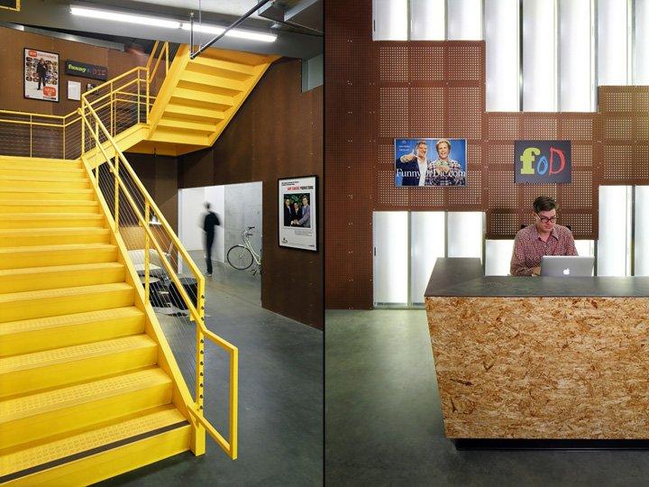 办公室楼梯