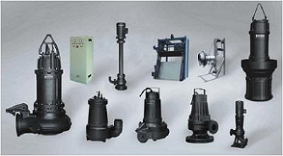 污水泵系列产品