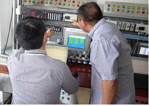 PLC监控和培训