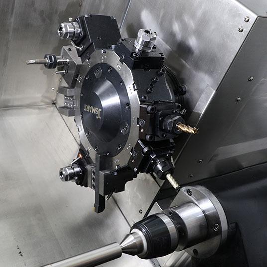 車銑復合中心---無錫福涌機械科技