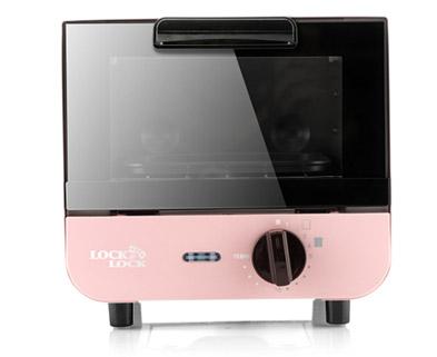 乐扣乐扣电烤箱EJO417PIK-马卡龙三色