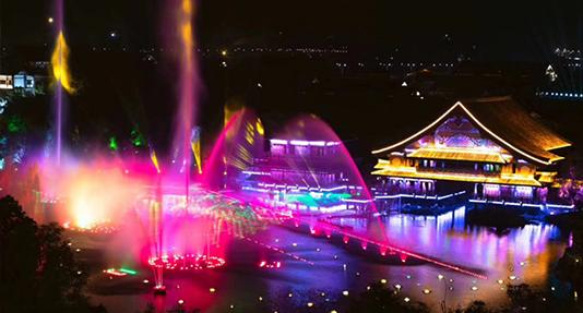 夜游经济能为音响灯光行业带来什么?