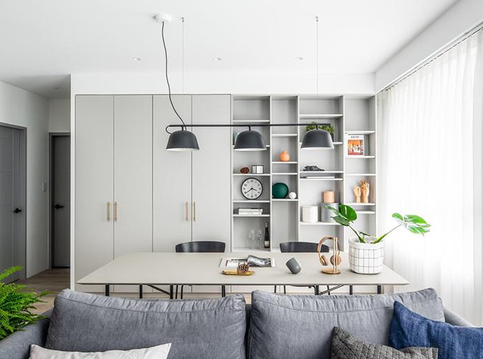 北欧风格,简约风格,室内装修