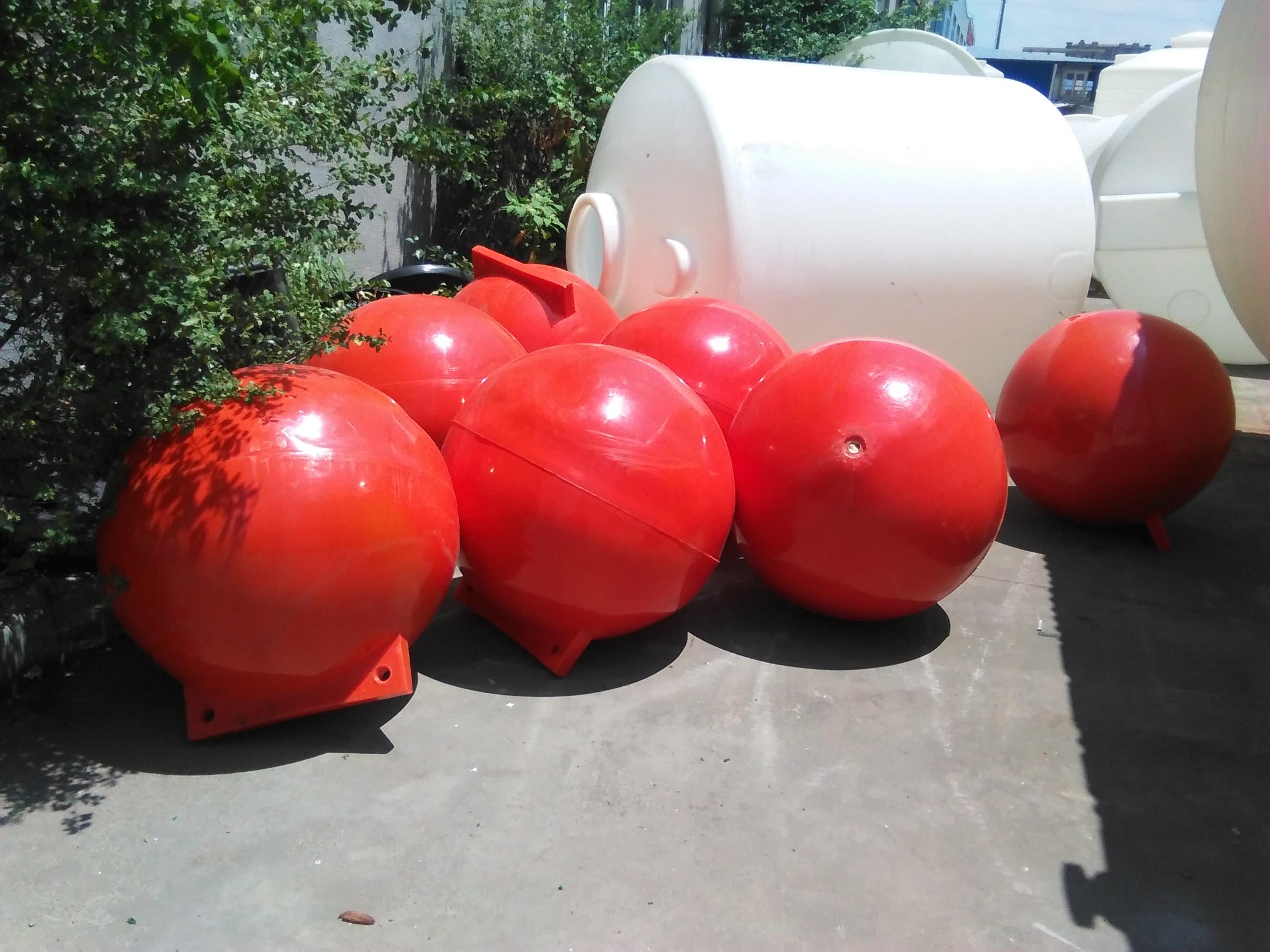 水源地警示发泡浮球