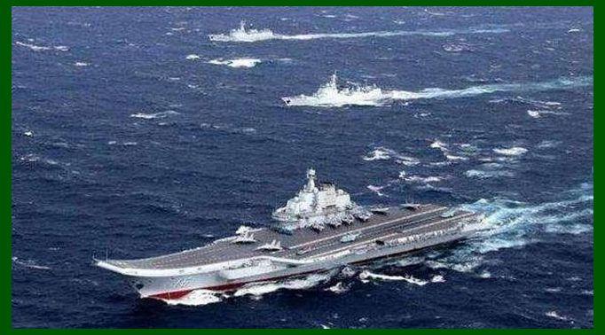 海军成立70周年,多国航母舰艇将在青岛亮相,高尖领域也有流平剂的功劳