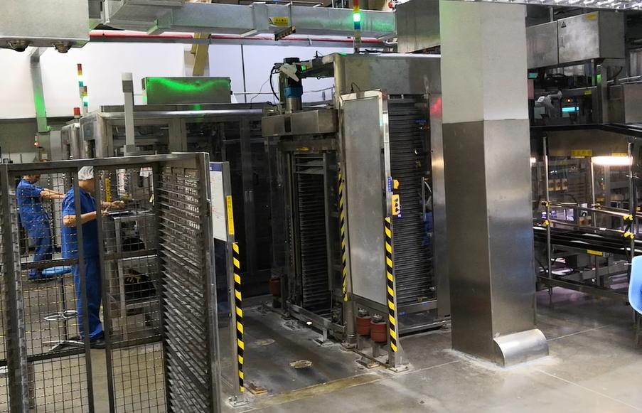 产线自动化升级改造工程