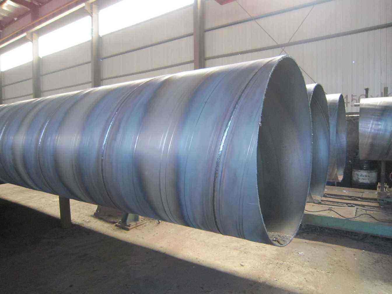 锻造螺旋钢管消工艺的重要性