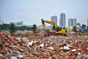 建筑垃圾清运的分类原则是什么