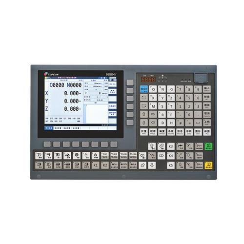 经济型钻铣床数控系统TPK980Mf