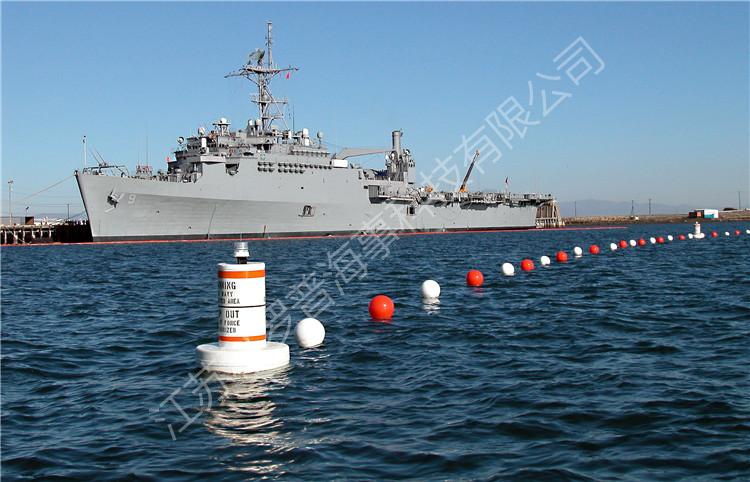 海面串联警示浮球
