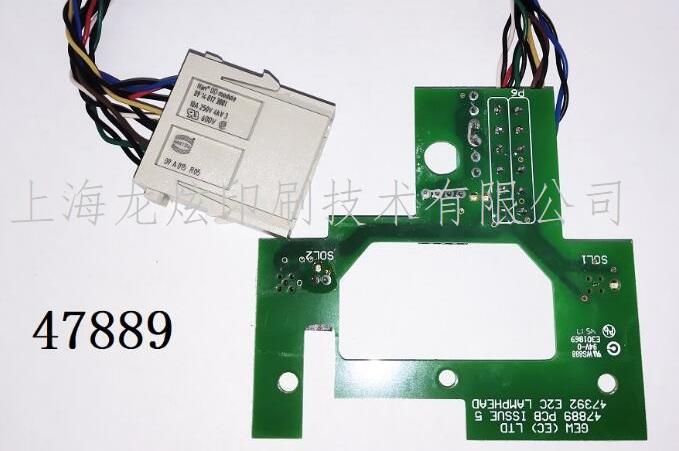 GEW GD2主电路板