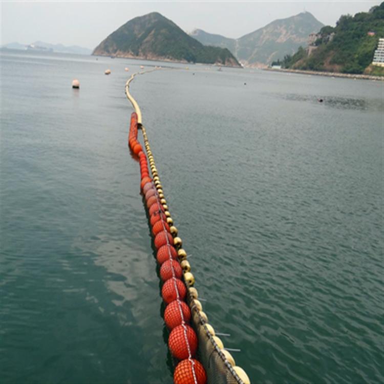 旅游景区深水警示浮球
