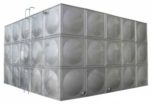 室外保温水箱