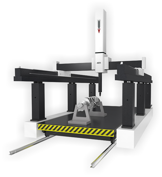 Atlas XL系列龙门式三坐标测量机