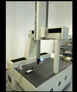 三坐标测量机维修改造