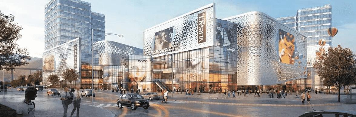 重庆世茂城物业保洁项目