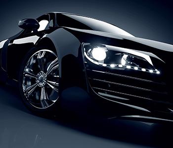 倒装LED汽车大灯芯片PSS图形优化设计与应用